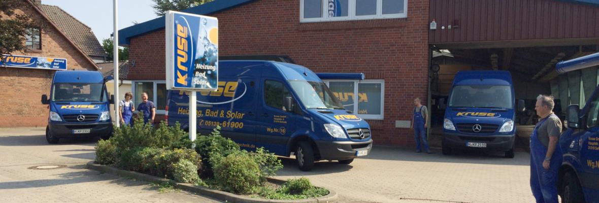 Kruse GmbH Sehnde, Heizung, Sanitär, Solaranlagen